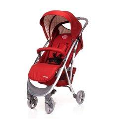 Дитяча прогулянкова коляска 4Baby Smart Dark Red