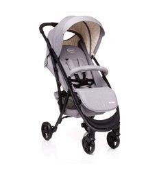 Дитяча прогулянкова коляска 4Baby Smart Grey