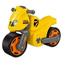 Мотоцикл каталка Big 56329 жовтий