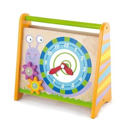 """Іграшка Viga Toys """"Годинник"""" (50063)"""