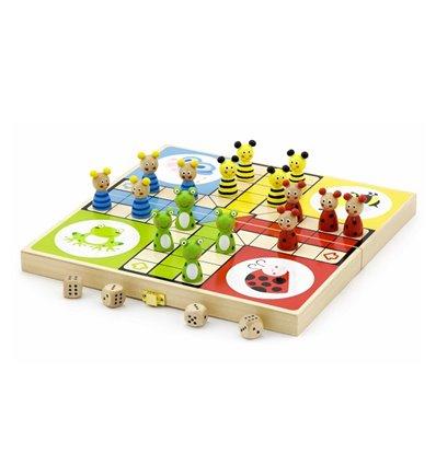 """Гра настільна Viga Toys """"Лудо"""" (50064)"""