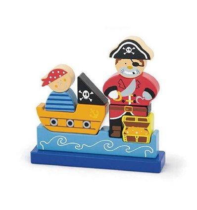 """Пазл Viga Toys """"Пірат"""" (50077)"""