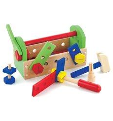 "Набір Viga Toys ""Ящик з інструментами"" (50494)"