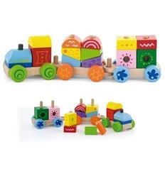 """Іграшка Viga Toys """"Потяг"""" (50534)"""