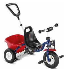 Велосипед триколісний Puky CAT 1L Капітан Шаркі