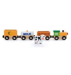 """Дод. набір до залізниці Viga Toys """"Потяг-ферма"""" (50821)"""