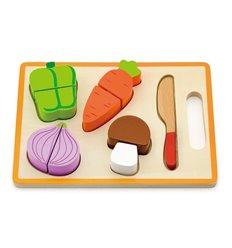 """Ігровий набір Viga Toys""""Овочі"""" (50979)"""