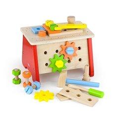 """Іграшка Viga Toys """"Столик з інструментами"""" (51621)"""