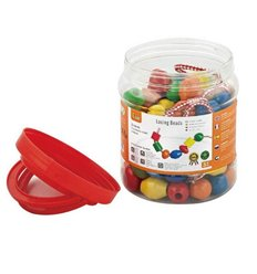 "Шнурівка Viga Toys ""Намистинки"", 90 шт. (58304)"