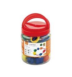 "Шнурівка Viga Toys ""Намистинки"", 30 шт. (58466)"