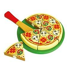 """Ігровий набір Viga Toys """"Піца"""" (58500)"""
