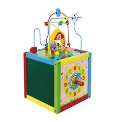 """Іграшка Viga Toys """"Захопливий кубик"""" (58506)"""