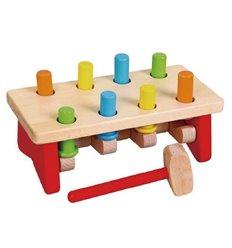 """Іграшка Viga Toys """"Забий цвяшок"""" (59719)"""