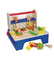 """Іграшка Viga Toys """"Ящик з інструментами"""" (59869)"""