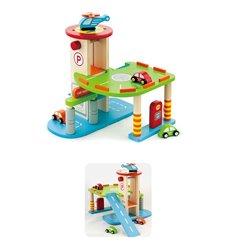 "Ігровий набір Viga Toys ""Гараж"" (59963)"
