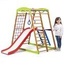 Дитячий спортивний комплекс для дому SportBaby BabyWood Plus 2