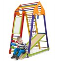Дитячий спортивний комплекс для дому SportBaby BambinoWood Color Plus