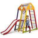 Дитячий спортивний комплекс для дому SportBaby BambinoWood Color Plus 2