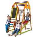 Дитячий спортивний комплекс для дому SportBaby BambinoWood Plus