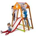 Дитячий спортивний комплекс для дому SportBaby BambinoWood Plus 2