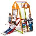 Дитячий спортивний комплекс для дому SportBaby BambinoWood Plus 3