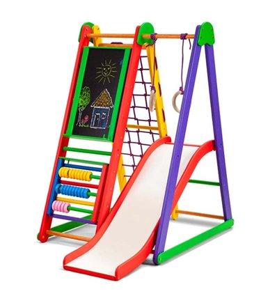 Дитячий спортивний комплекс для дому SportBaby Kind-Start-2