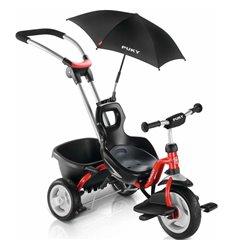 Велосипед триколісний Puky CAT S2 червоний