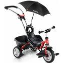 Велосипед триколісний Puky CAT S2 Ceety червоний