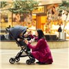 Дитяча прогулянкова коляска Lionelo Lea джинс