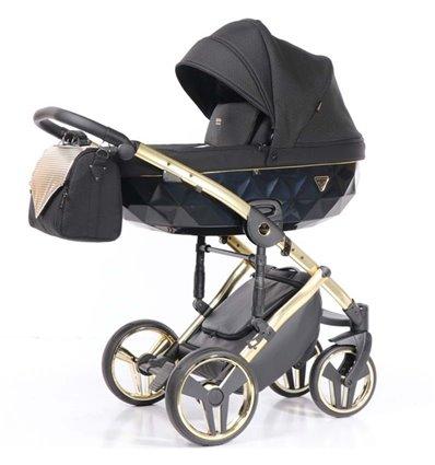 Дитяча коляска 2 в 1 Tako Junama Onyx 03 Gold