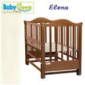 Дитяче ліжко Baby Sleep Elena BKP-S-0 без шухляди Слонова кістка