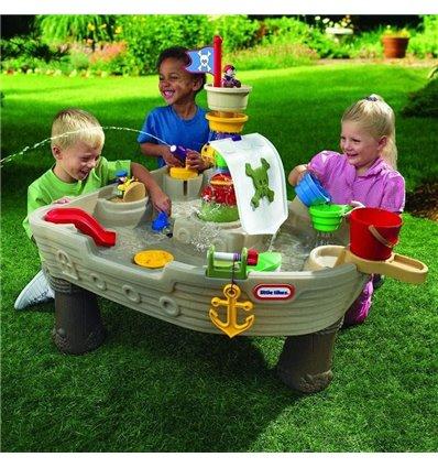 Ігровий стіл Піратський корабель Little Tikes 628566