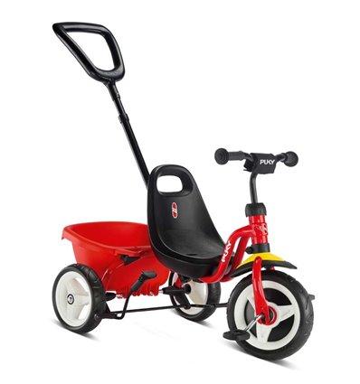 Велосипед триколісний Puky Ceety червоний