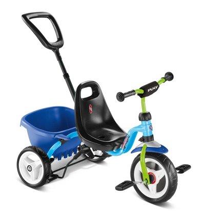 Велосипед триколісний Puky Ceety синій-ківі