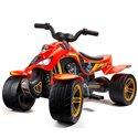 Квадроцикл педальний Falk 606D Dakar помаранчевий