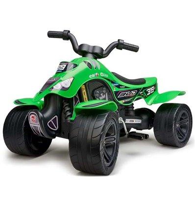 Квадроцикл педальний Falk 609BR Bud Racing зелений