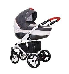 Дитяча коляска 2 в 1 Coletto Florino Carbon 02