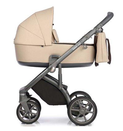 Дитяча коляска 2 в 1 Roan Next 03 Light Beige