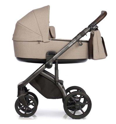 Дитяча коляска 2 в 1 Roan Next 04 Beige