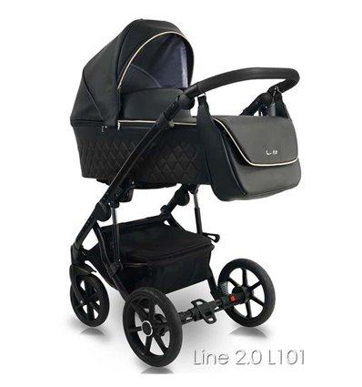 Дитяча коляска 2 в 1 Bexa Line 2.0 Eco L101