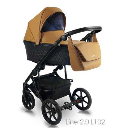 Дитяча коляска 2 в 1 Bexa Line 2.0 Eco L102