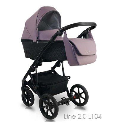 Дитяча коляска 2 в 1 Bexa Line 2.0 Eco L104