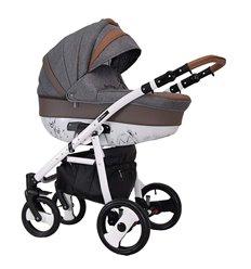 Дитяча коляска 2 в 1 Coletto Savona Decor 04