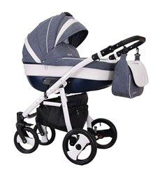 Дитяча коляска 2 в 1 Coletto Savona 01