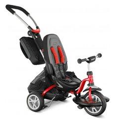 Велосипед триколісний Puky CAT S6 Ceety червоний