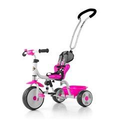 Велосипед триколісний Milly Mally Boby 2015 рожевий
