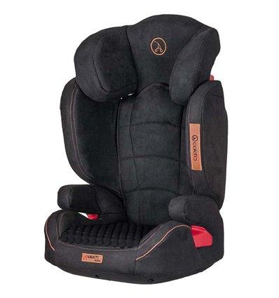 Автокрісло дитяче Coletto Avanti Isofix black, 15-36 кг