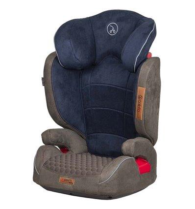 Автокрісло дитяче Coletto Avanti Isofix blue, 15-36 кг