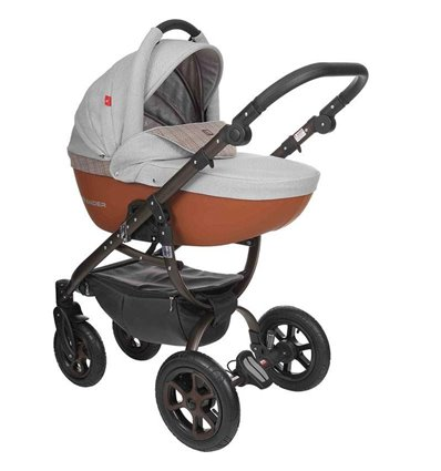 Дитяча коляска 2 в 1 Tutek Grander Plus Eco 03