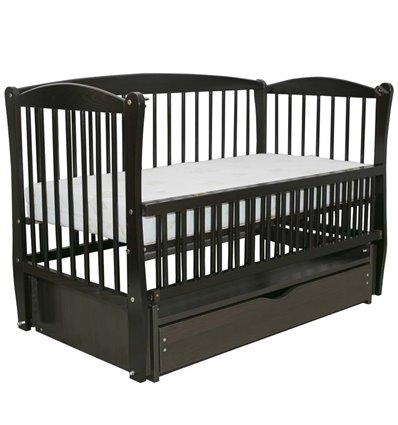 Дитяче ліжечко Дубик-М Еліт 2 венге